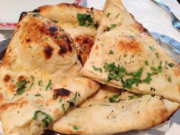 Indian Food Naan Naanbread