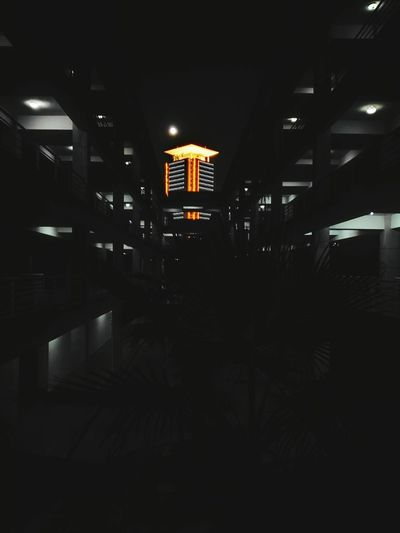 Architecture Built Structure Night Building Exterior No People Huaqiaouniversity EyeEmNewHere Welcome To Black