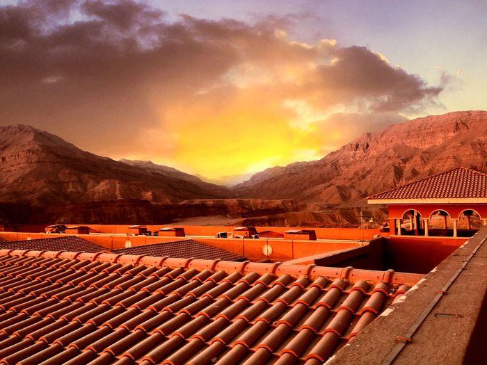 Ein El Sokhna gbal el bahr el ahmar Mountain