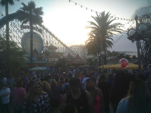 Californiaadventures Disneyland Anaheim California FAMILIA♥ EyeEm Best Shots
