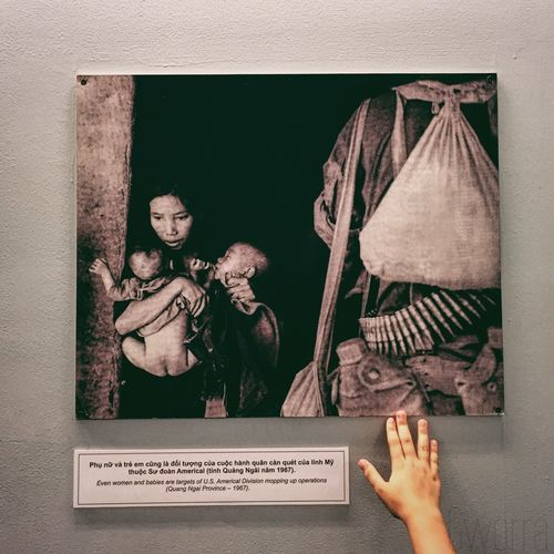 Nothing to say.... War Remnants Museum Vietnam Hochiminh War EyeEm IPhoneography Museum History GworraHCMC