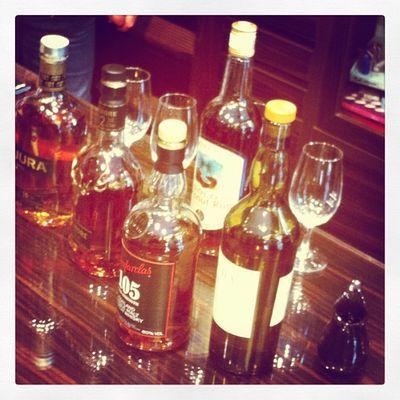 Whisky-Verkostung... #Slàinte Slàinte
