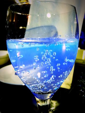 Focus Object Transparent Close-up Focus On Foreground Indoors  Drink Food And Drink No People Refreshment Drinking Glass Freshness Day Bubbles Restaurant Germany Deutschland