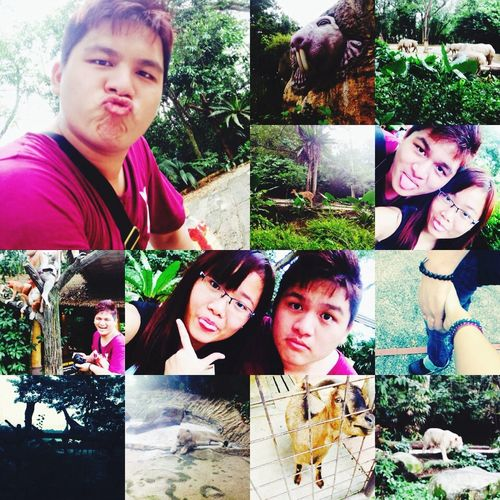 Zoo outing with ? Happiness ♡ Second Love Singaporean Malaysian
