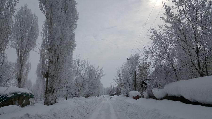 Kar Kış Sogukhavaa ❄️❄️ _27