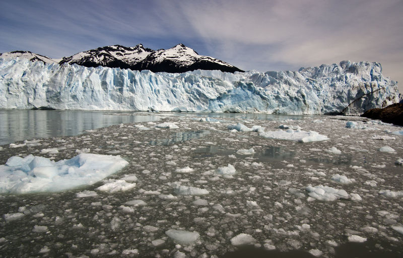 Calafate - Argentina South America. World Heritage Argentina Beauty In Nature Cold Temperature Day Environment Frozen Glacier Ice Iceberg Landscape Nature Outdoors Patagonia Argentina Scenics - Nature Snow Tranquil Scene Water