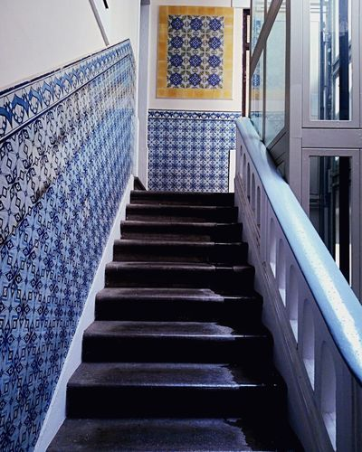 Staircase No People Architecture Day Blue Tourism Photography Amazing So Cool Amazing_captures Amazing Photo Amazing View Photo History