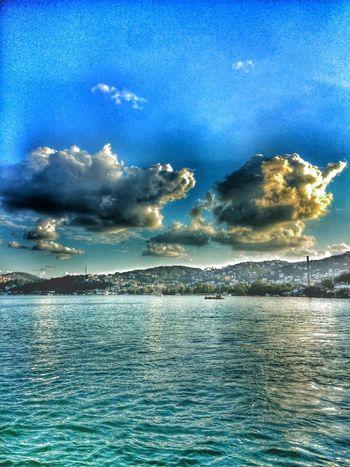 HDR Landscape HDR Urban Landscape Morning Sky