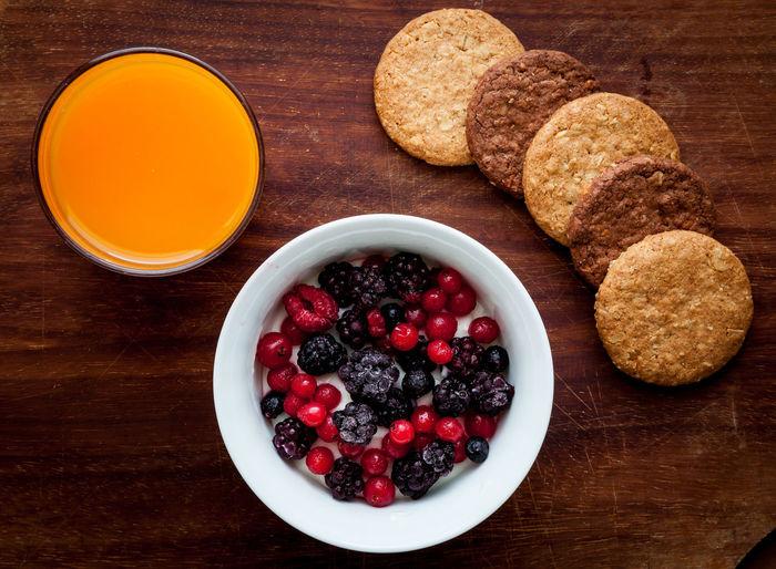 Nice Breakfast,