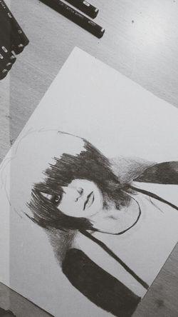 I should finish this one. Ryutaro Arimura Plastic Tree Art Visual Kei