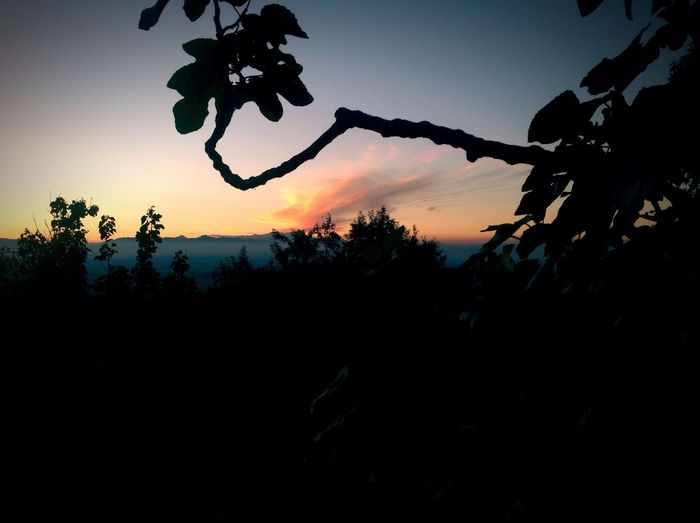 Sunset Scenics Nature Outdoors Sky Nice View First Eyeem Photo FirstEyeEmPic Ipadphotography Awesome Italy Scenario First Eyeem Photo