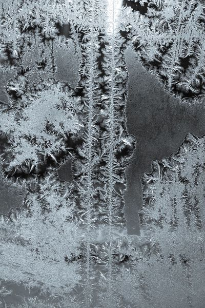 Pattern Pieces Ice Icy Window Pattern, Texture, Shape And Form Fractals