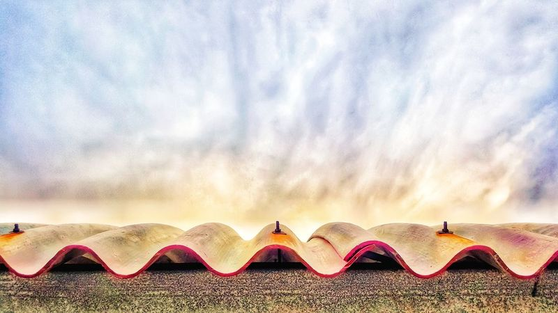 Dramatic Sky Multi Colored Grainy Flim Style Horizon Scenics Nature Outdoors Day Sunset Summer Abstract Quiet Silent Above Effect Help Share Campaign Background Copy Space Concept Global Warming Concepts