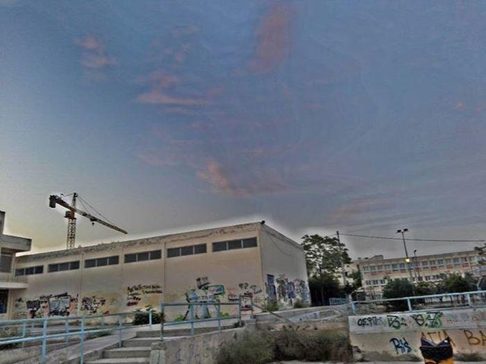 Αγία Βαρβάρα Athens Sky Grecce