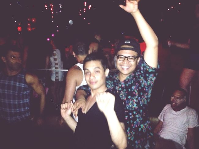 Being Gay Clubbing Party Dancing