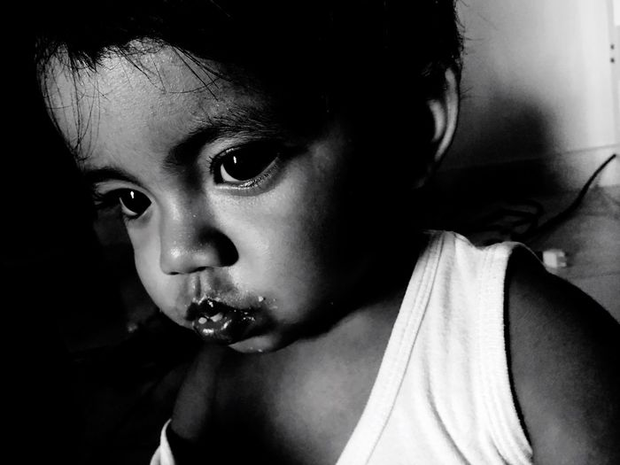 Childhood Authentic Moments Babyboy Capture The Moment The Human Condition Smart Simplicity Modern Father Eye4black&white  Blackandwhite My Babyboy❤