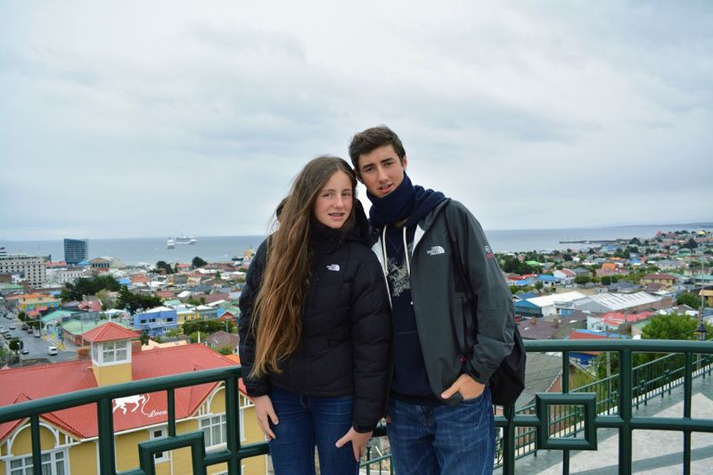 Puntaarenas Chile Chilean  That's Me Taking Photos Southamerica Sister