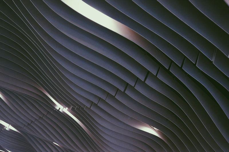 Full frame shot of pattern ceiling