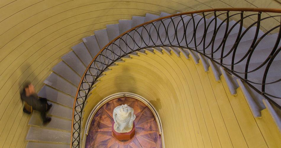 Palais Eynard stairways WeekOnEyeEm Interior Architecture Interior stairways Staircase Classical Architecture Classical