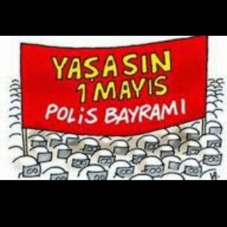 """1 mayis polis bayrami"" 1mayis 1mayisiscibayrami Işçi Emekçi"