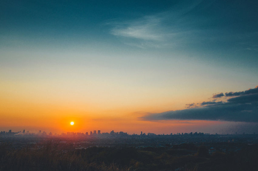 Cityscapes EyeEm Best Edits EyeEm Best Shots Eyeem Philippines Golden Hour Landscape Orange Sky Sunset The Great Outdoors - 2016 EyeEm Awards The Great Outdoors With Adobe