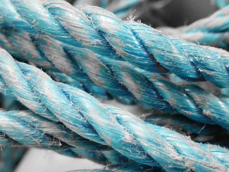 Taking Photos Rope Art Blue Enjoying Life Something Simple Something Blue EyeEm EyeEm Gallery Eyeemphotography