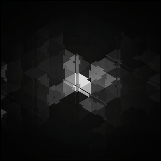 Abstract Triangle Black And White Modern Backgrounds Shape Geometric Shape Pattern
