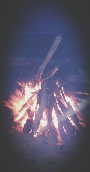 BEACH ON FIRE!