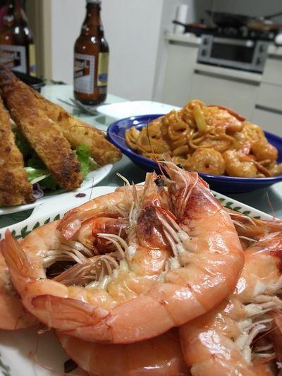 Happy Korea EyeEm Christmas2015 Christmastime Seefood Shrimps