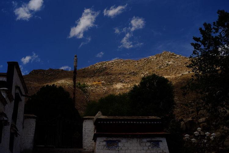 The Sera Monostery Lhasa, Tibet