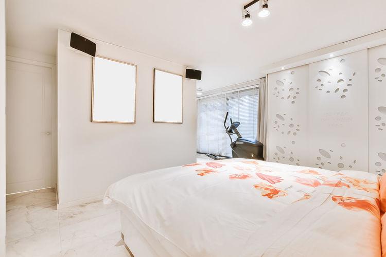 Interior of empty home