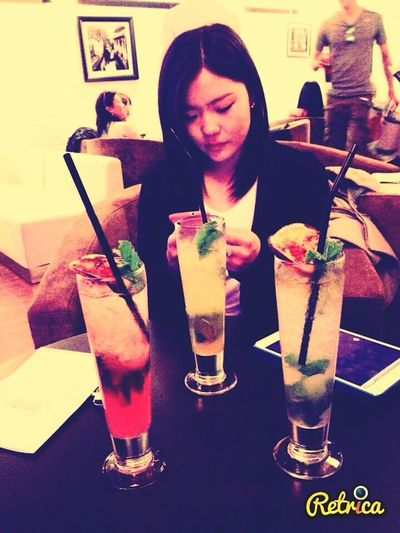 Cocktail Time Withmygirls(: