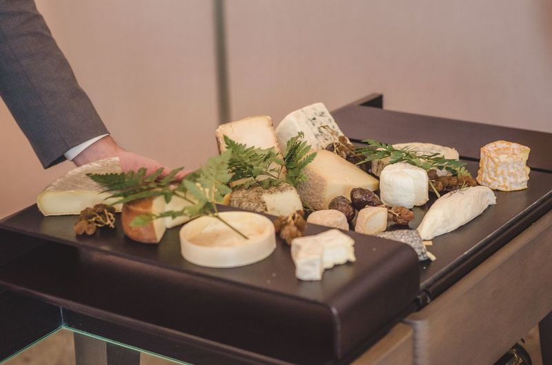 Variety of cheese Yellow Diet Dining Dinner Cheese Food And Drink Food Freshness Indoors  Healthy Eating Table Wellbeing