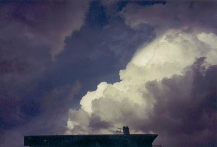 Billowing Clouds Clouds Clouds And Sky No People Outdoors Roiling Skies Sky Thunderstorm