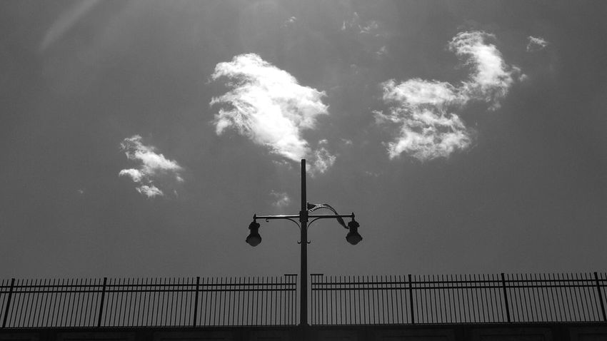 Bridgeporn American Flag Light And Shadow Blackandwhite Photography Monochrome OpenEdit Sky And Clouds Liniers The Bridge Bridges