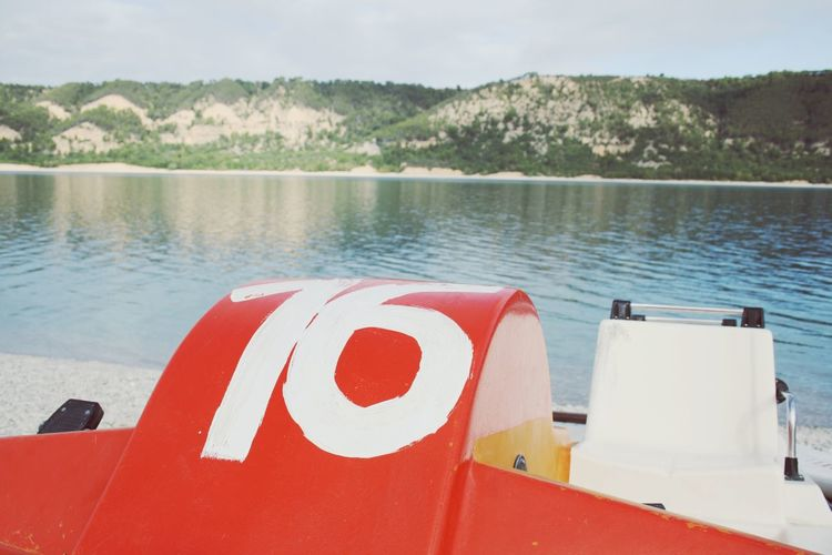 Red Water Lake