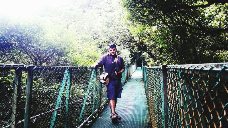Puentes Colgantes Selvatura, una experiencia increible! Visita Costa Rica ;)