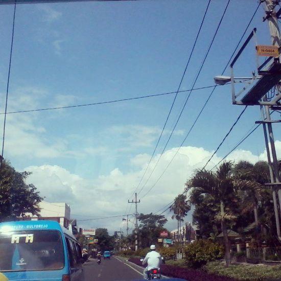 Panass Hot Sunny Temprature Sky blue instamood instagood jj igdaily