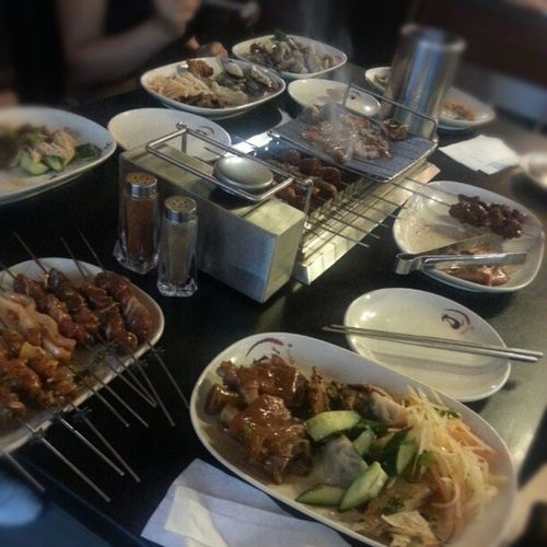 Chinese BBQ Food Dinner Sydney instafood yummy photooftheday meat webstagram