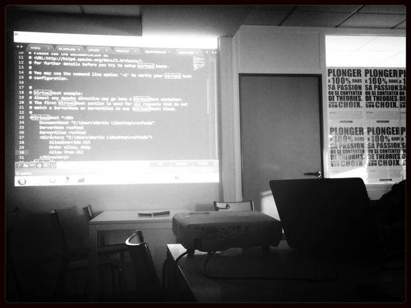 Live Coding Developpement Web Work Javascript Php