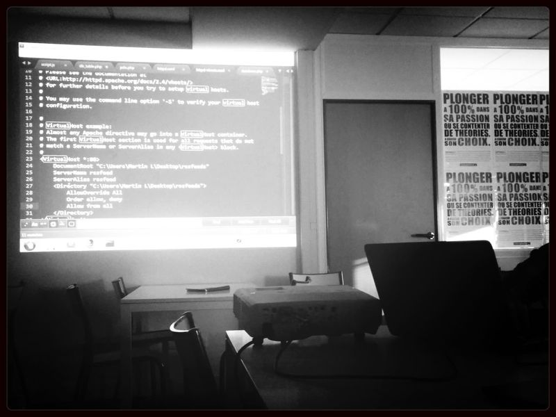 Live Coding Developpement Web Work Javascript Php