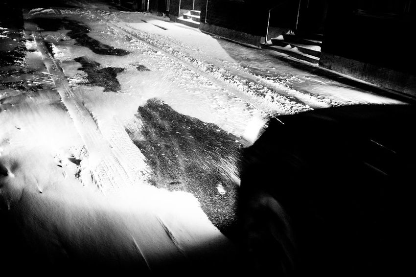 Québec snow storm Black And White Black And White Photography Flower March Showcase Mars 2017 Night Snow Sports Snow Storm Snowflake Temple