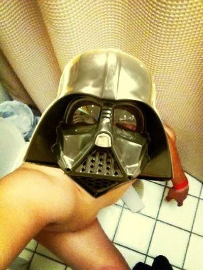 The Adventures Of Big D*** Rick Darth Vader Star Wars