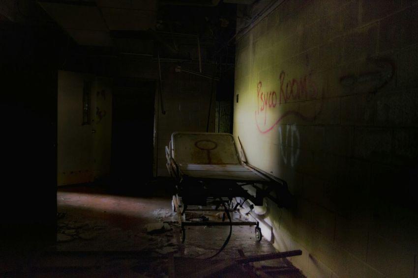 This way to the psycho rooms Insane Asylum EyeEm Abandoned Asylum Abandonedasylum Light And Shadow Fuzed_fotos Urban Exploration