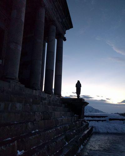 In Garni Garni Yerevan Armenia Travel Travel Photography Traveling Voyage Ancient Temple Mithra Eye Vscocam VSCO