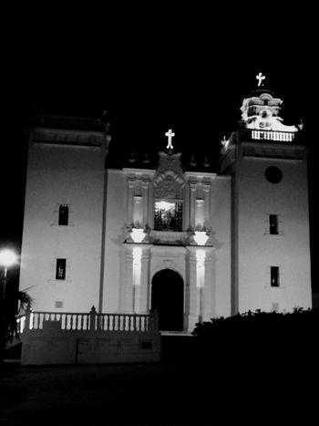 Iglesia Church Barranquilla Colombia. InmaculadaConcepcion B/w Blackandwhite