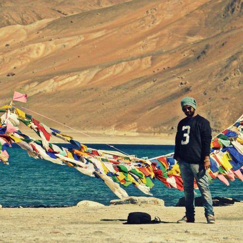 Leh TibetanFlags Paradise Wanderlust