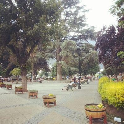 Plaza de San Pepe!! SanJosedeMaipo Santiago Chile