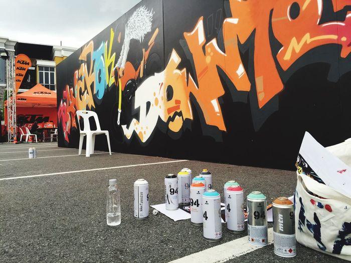 Graffiti Graffiti Art Ktm Art ArtWork Art, Drawing, Creativity Streetphotography Street Art Colors Colour Of Life