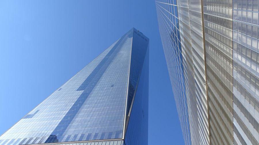 Blue WTC